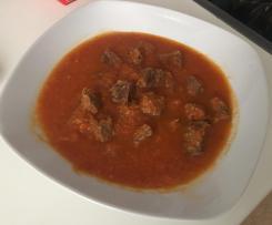 Variaciones salsa de ternera