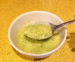 Salsa verde rápida