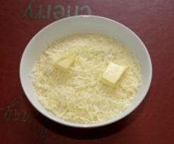 Souflé de queso