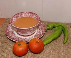 Gazpacho andaluz ligerito