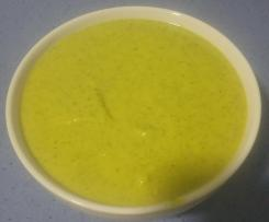 Crema de 5 verduras