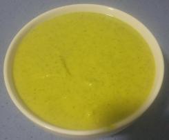 Crema de 5 verduras