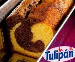 Plum-cake veteado
