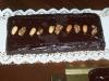 TURRON DE CHOCOLATE CON NUECES Y ALMENDRAS