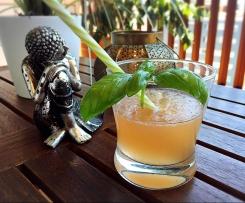 Refresco de te verde con limón (sin azúcar)