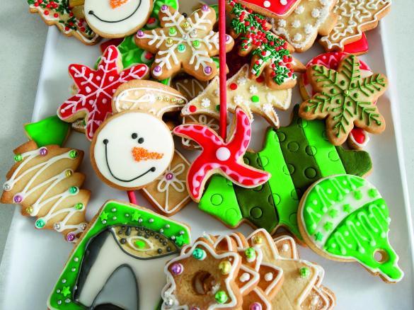 Galletas De Navidad Galletas De Mantequilla