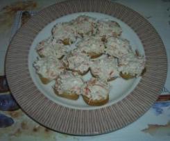 Pate de surimi light