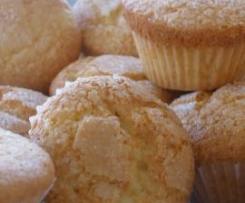 MAGDALENAS especiales sin gluten ni lactosa