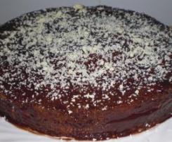 tarta de bizcocho
