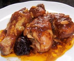 Pollo a la catalana