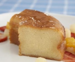 Savarin rápido al ron