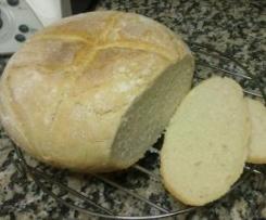 Pan facil sin masa madre