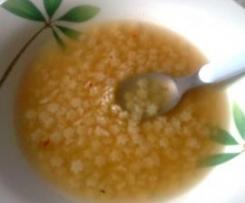Sopa de Estrellitas Magicas