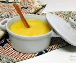 Curd de naranja