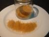 Polvo de limón (o naranja)
