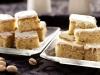 Brownies de chocolate blanco y pistachos  TM31 y TM21