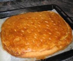 Empanada murcia con pimentón