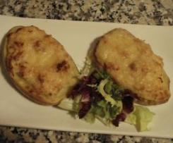 Patatas parmesana