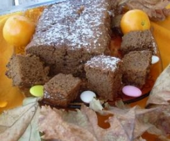 Bizcocho antigripal chocolate