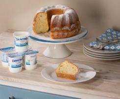 Bizcocho fácil de yogur danone ®