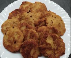 Tortitas de Atún y patata