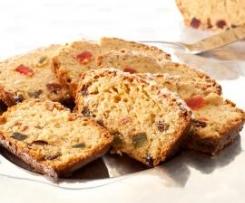 Plum-cake de frutas