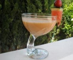 GAZPACHO ANTI-AGING (con tomate, hiervabuena y melón)