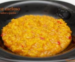 arroz meloso sabor a paella