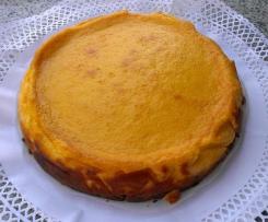 tarta de queso definitiva. facilísima. con queso semicurado