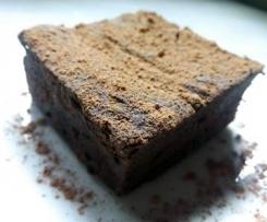 Brownie sin gluten ni lactosa