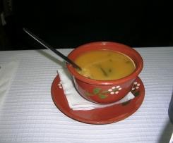 """Sopa de """"legumes"""""""