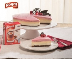 Cheesecake Tricolor Royal®