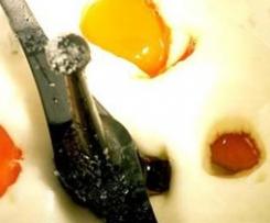 Huevos batidos