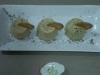 Alcachofa cuajada al aroma de queso