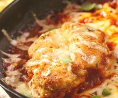 Receta Pollo a la Parmesana