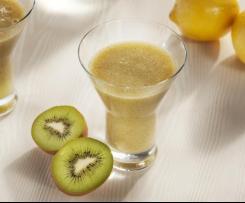 Zumo integral de kiwi