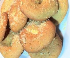 Rollos de naranja de la abuela Quica