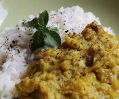 Curry de Puerros