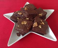 Brownie bajo en HC (SIN AZÚCAR)