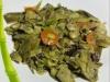 Alcachofas,Habas,Zanahorias y Jamón