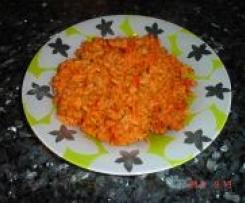 Arroz de tomate / Tomatenreis