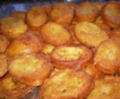 "Clon de Torrijas ""light"""