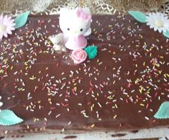 Tarta de galleta de Adara