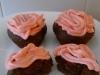 Receta para dos:cupcakes San Valentín