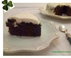 TARTA DE GUINNESS Y CHOCOLATE (ST. PATRICK'S DAY)