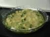 Panga con verduras y gambas