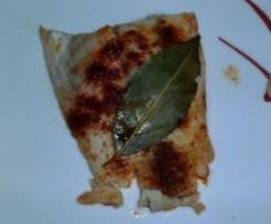 Filetes de bacalao al pimentón (sin glutem y sin lactosa)