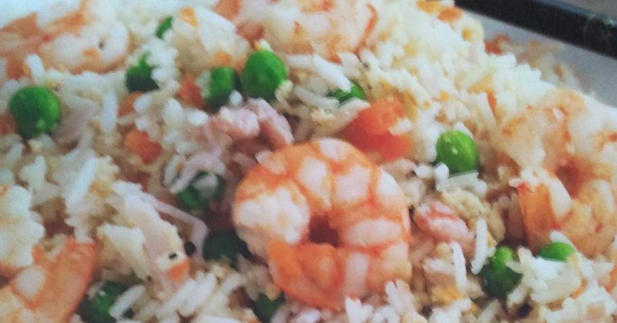 Arroz Tres Delicias Estilo Chino Por Chubaskita La Receta De Thermomix Sup Sup Se Encuentra En La Categoria Arroces Y Pastas En Www Recetario Es De Thermomix Sup Sup