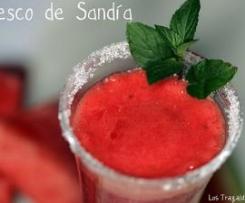Refresco de Sandía