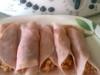 rollitos de arroz con atún ( dieta )